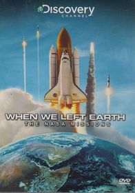 Discovery - When We Left The Earth - NASA Missions (DVD)