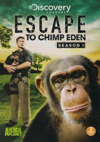 Discovery - Escape To Chimp Eden: Season 1 (DVD)