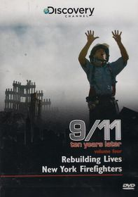 Discovery - Ny Firefighters After 9/11 Rebuilding Lives Vol. 4 (DVD)
