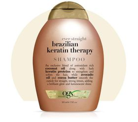 OGX Orgx Brazil Keratin Therapy Shampoo - 340ml