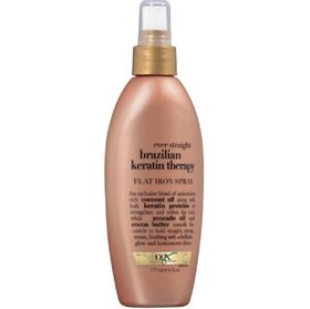 OGX Brazil Keratin Flat Iron Spray