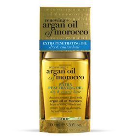 Ogx Renew Moroccan Argan Extra Penentrating Oil - 100ml