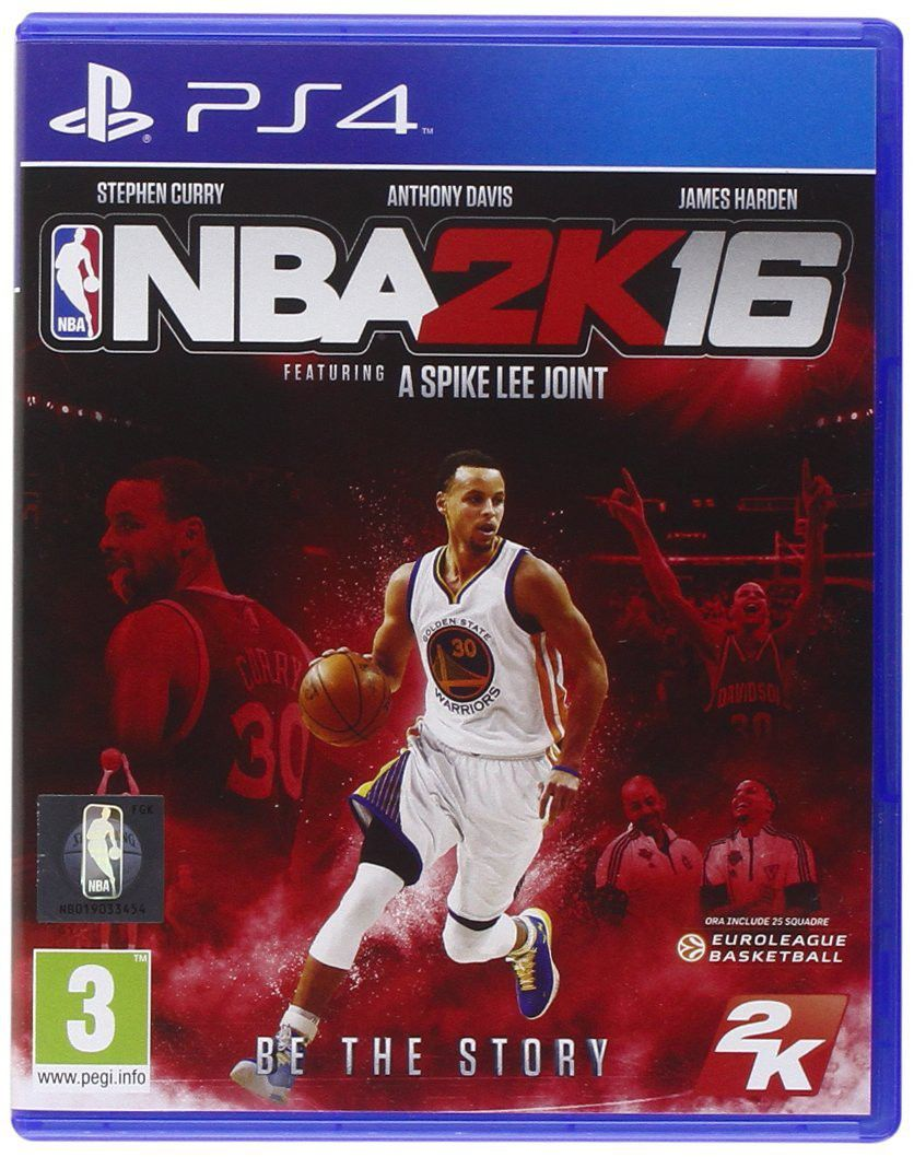 Nba 2k16 Ps4 Buy Online In South Africa Takealot Com