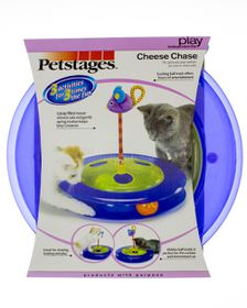 Petstages - Cheese Chase