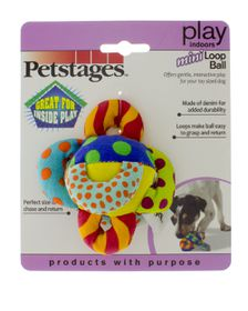 Petstages - Mini Loop Ball