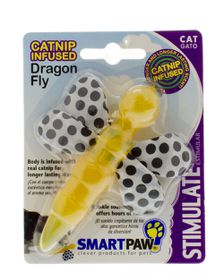 Smartpaw - Catnip Infused Dragonfly