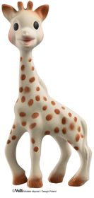 Sophie La Giraffe - Original Rubber Toy and Natural Teether