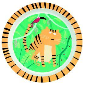Petit Jour Paris - Jungle Plate with Rim
