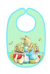 Petit Jour Paris - Peter Rabbit Green Bib