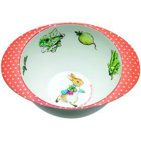 Petit Jour Paris - Peter Rabbit Red Dots Bowl with Handles