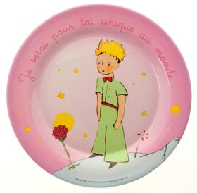 Petit Jour Paris - The Little Prince Pink Large Plate