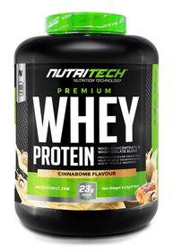 Nutritech Premium Whey Protein Cinnabomb 3.2kg