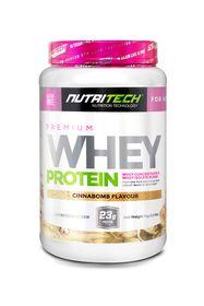 Nutritech Premium Whey Protein For Her Cinnabomb 1kg