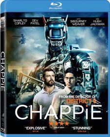 Chappie (Blu-ray)