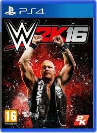 WWE 2K16 (PS4)