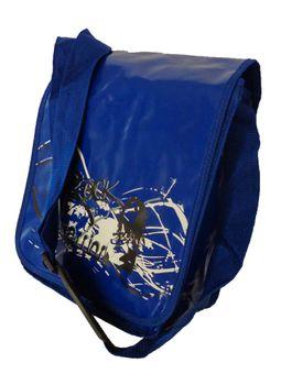 Fino Waterproof Funky Messenger Bag - Blue (Sk Tpn02 )
