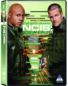 NCIS Los Angeles Season 6 (DVD)