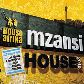 Various Artists - House Afrika Presents Mzansi House Vol.2 (CD)