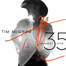 Tim McGraw - 35 Greatest Hits (CD)
