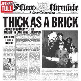 Jethro Tull - Thick As A Brick (Vinyl)