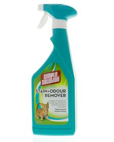Simple Solution - Stain & Odour Remover For Cats Trigger