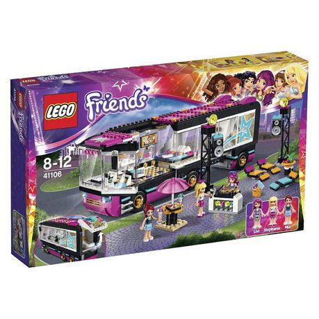 Lego Friends Pop Star Tour Bus Buy Online In South Africa