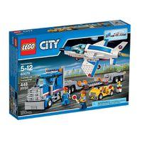 LEGO City Training Jet Transporter