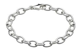 Miss Jewels - Chunky 925 Sterling Silver 5.5g Rolo Bracelet