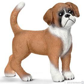 Schleich Boxer Puppy