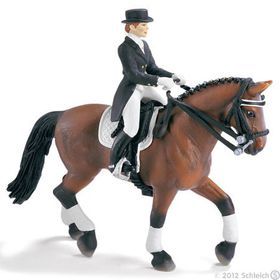 Schleich Dressage Riding Set