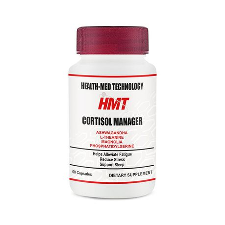 HMT Cortisol Manager 60's