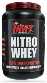 HMT Nitro Whey 1kg - Chocolate