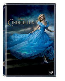 Cinderella (2015) (DVD)