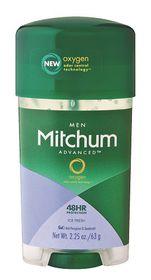 Mitchum Advanced Gel Men - Ice Fresh - 63g