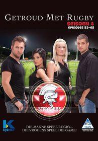 Getroud Met Rugby - Seisoen 4 Episodes 53 - 65 (DVD)