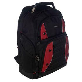 Targus Drifter 16'' Laptop Backpack - Black/Red