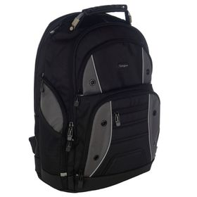 Targus Drifter 17'' Laptop Backpack - Black/Grey