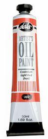 Dala Artist Oil Paint 50ml - Raw Umber