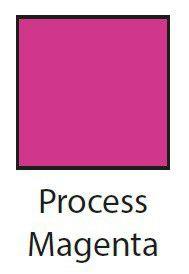 Dala Gouache 30ml - Process Magenta