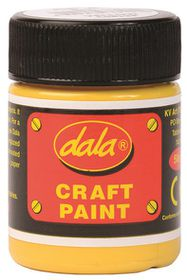 Dala Craft Paint 50ml - Scarlet