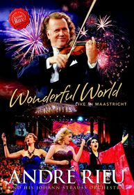 Andre Rieu - Wonderful World (Blu-Ray)