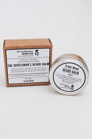 The Gentleman's Beard Club Balm - 50g