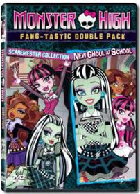 Monster High: Back To School And New Ghoul (DVD)