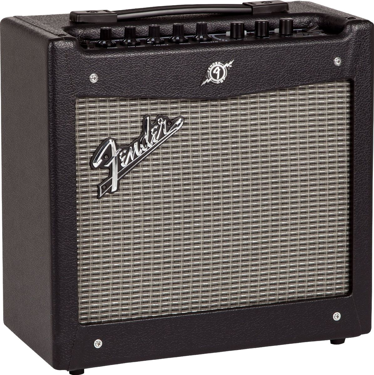 fender mustang i v2 20 watt electric guitar amplifier | buy online