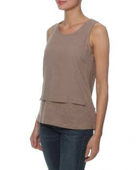 The Earth Collection Woven Layer Top - Mali