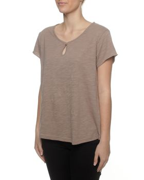 The Earth Collection Top Loop In Front & Woven Back - Mali