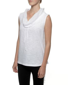 The Earth Collection Classic Top - White