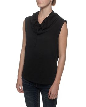The Earth Collection Classic Top - Black
