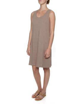 The Earth Collection Sleeveless Short Summer Dress - Mali
