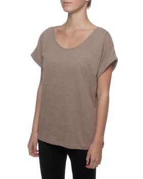 The Earth Collection Loop Top Short Sleeves - Mali